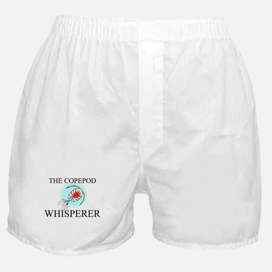 The Copepod Whisperer Boxer Shorts