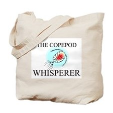 The Copepod Whisperer Tote Bag