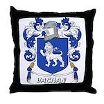 Vachan Coat of Arms Throw Pillow