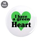 """I Love My T Shirts: 3.5"""" Button (10 pack)"""