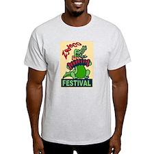 Zydeco Gator T-Shirt