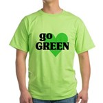 I Love My T Shirts: Green T-Shirt