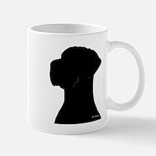 N Silhouette Mug