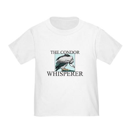 The Condor Whisperer Toddler T-Shirt