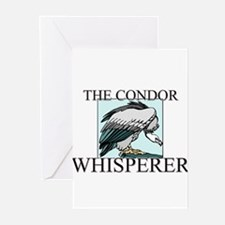 The Condor Whisperer Greeting Cards (Pk of 10)