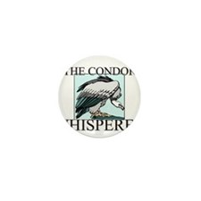 The Condor Whisperer Mini Button