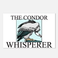 The Condor Whisperer Postcards (Package of 8)