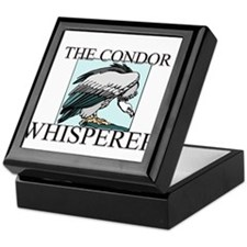 The Condor Whisperer Keepsake Box