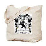 Vaur Coat of Arms Tote Bag