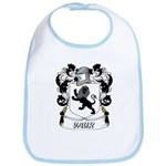 Vaur Coat of Arms Bib