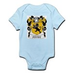 Voyde Coat of Arms Infant Creeper