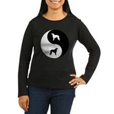 Yin Yang Borzoi T-Shirt