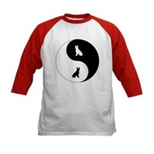 Yin Yang Boston Terrier Tee