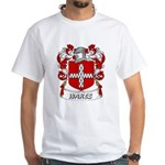 Wakes Coat of Arms White T-Shirt