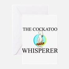 The Cockatoo Whisperer Greeting Cards (Pk of 10)
