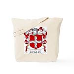 Wakes Coat of Arms Tote Bag