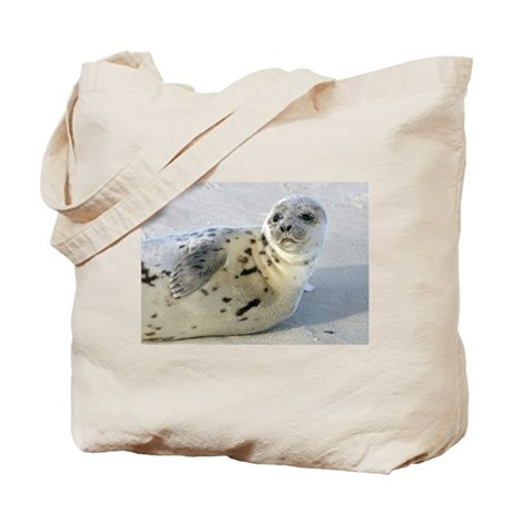 Seal double sided Tote Bag