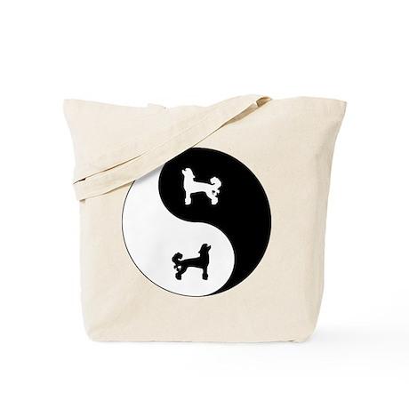 Yin Yang Chinese Crested Tote Bag