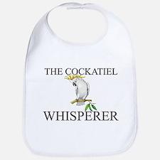 The Cockatiel Whisperer Bib