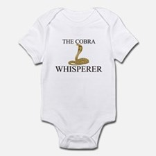 The Cobra Whisperer Infant Bodysuit