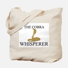The Cobra Whisperer Tote Bag