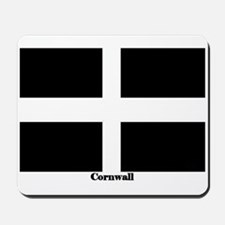 Cornwall Flag Mousepad