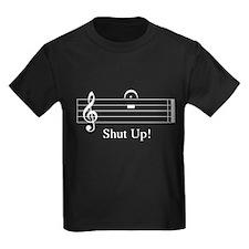 Musical Shut Up T