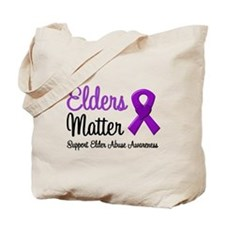 Elders Matter Tote Bag