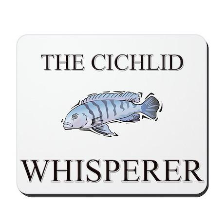 The Cichlid Whisperer Mousepad