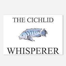 The Cichlid Whisperer Postcards (Package of 8)