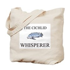 The Cichlid Whisperer Tote Bag