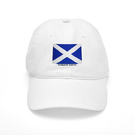 Scotland St Andrews Cap