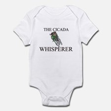 The Cicada Whisperer Infant Bodysuit