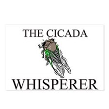 The Cicada Whisperer Postcards (Package of 8)
