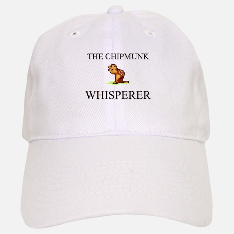 The Chipmunk Whisperer Baseball Baseball Cap