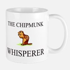 The Chipmunk Whisperer Mug