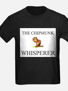 The Chipmunk Whisperer T