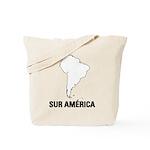 Sur America Tote Bag