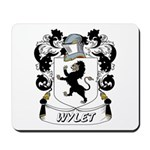 Wylet Coat of Arms Mousepad
