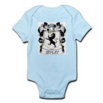 Wylet Coat of Arms Infant Creeper