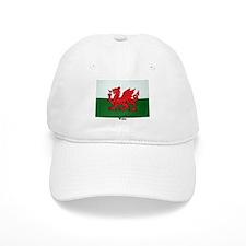 Wales Flag Baseball Cap