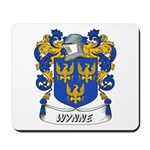 Wynne Coat of Arms Mousepad