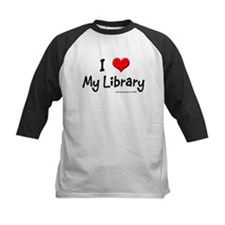 I luv my Library Tee