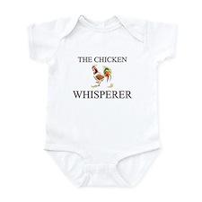 The Chicken Whisperer Infant Bodysuit