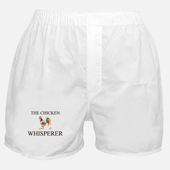 The Chicken Whisperer Boxer Shorts
