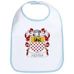 Yeston Coat of Arms Bib