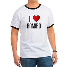 I LOVE RAMIRO T