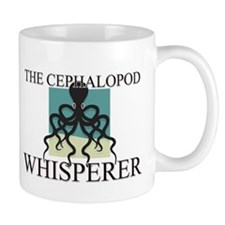 The Cephalopod Whisperer Mug