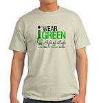 I Wear Green SCT Survivor Light T-Shirt
