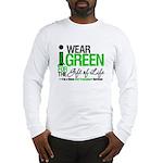 I Wear Green SCT Survivor Long Sleeve T-Shirt